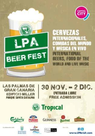 I LPA Beer Festival Gran Canaria