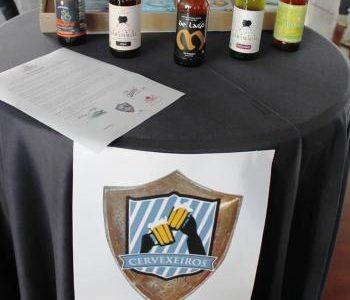Presentación de la cerveza viguesa De Lago