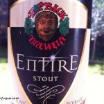 HopBack Entire Stout, cerveza caramelizada