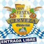 Inaugurada la Fiesta de la Cerveza de Málaga 2013
