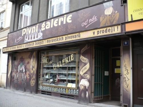 Galeria Pivni en Praga